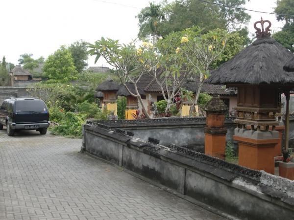 Temple near entrance