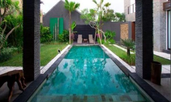 Villa anjali green - pool view #1