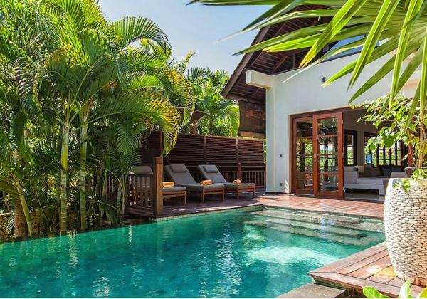 Villa Karma Manis - Private Pool Deck