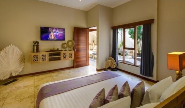 Bedroom villa michelina #1